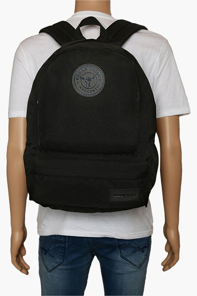 Unisex 1 Compartment Zipper Closure Laptop Backpack