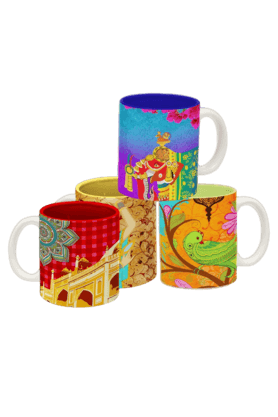 Mug Set (Set Of 4)