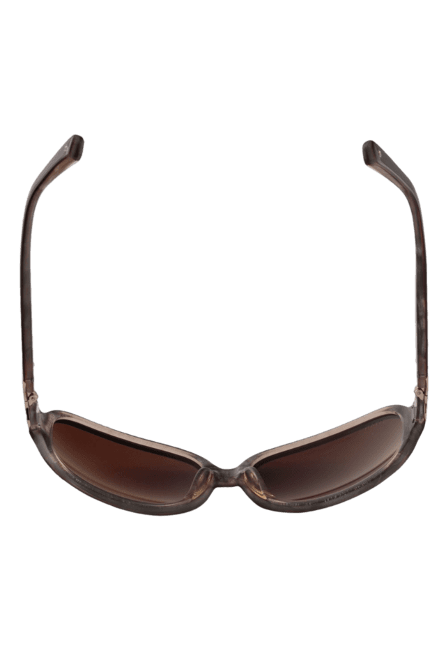 Womens Gradient Brown Glares - G022CXFL9C