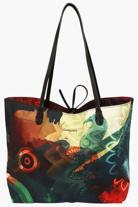 DESIGUALWomens Zipper Closure Shoulder Bag - 201183716