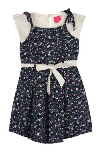 TINY GIRL -  NavyDresses & Jumpsuits - Main