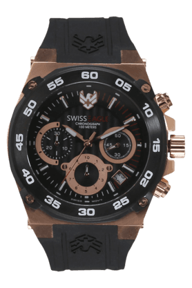 SWISS EAGLE Mens Chronograph Watch