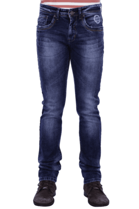 LIFE Mens Mid Rise Jeans