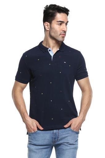 ARROW SPORT -  NavyT-Shirts & Polos - Main