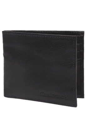 FASTRACK Mens Brown Leather Wallet