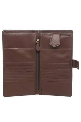 Mens Leather Passport Holder
