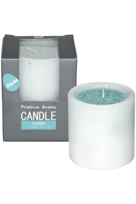 DECO ARO Ocean Pillar Candle