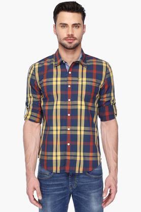 Levis Formal Shirts (Men's) - Mens Regular Fit Check Shirt