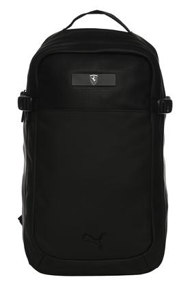 Unisex Single Compartment Zip Closure Backpack