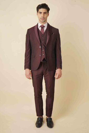 BLACKBERRYS -  PurpleSuits & Blazers - Main