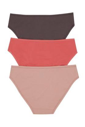 AMANTE - Chalk PinkAmante Buy any 2 Bras and get One Panty pack free - 1