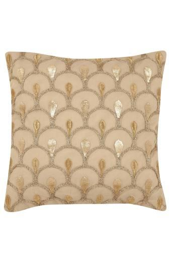 TREASURES -  Beige Cushion Covers - Main