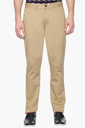 ARROW SPORT Mens 5 Pocket Solid Trouser (Chrysler Fit )