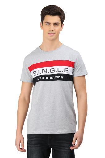 OCTAVE -  GreyT-shirts - Main