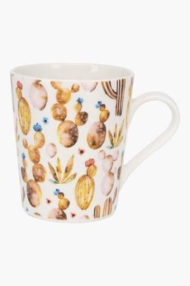 Cactus Print Coffee Mug