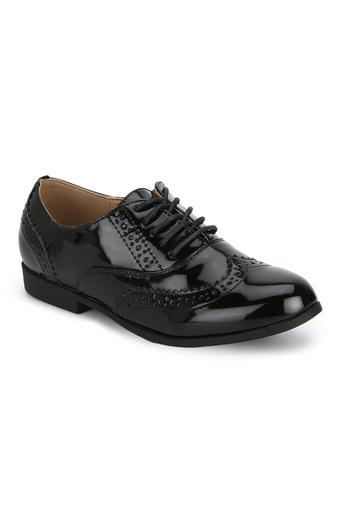 TRUFFLE COLLECTION -  Black Casuals Shoes - Main
