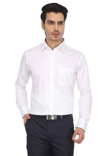 RAYMOND -  WhiteShirts - Main