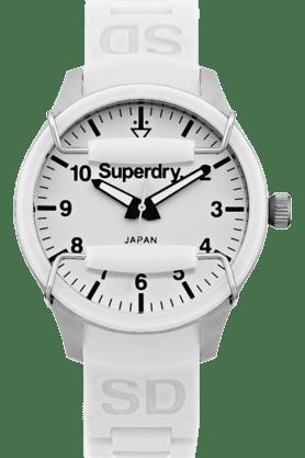 SUPERDRYUnisex Round Dial Scuba Midi Watch- SYL120W