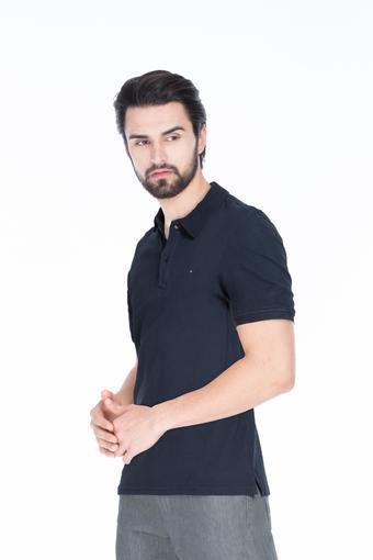 LOUIS PHILIPPE SPORTS -  Navy T-shirts - Main