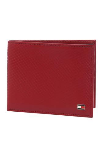 TOMMY HILFIGER -  Red Wallets - Main