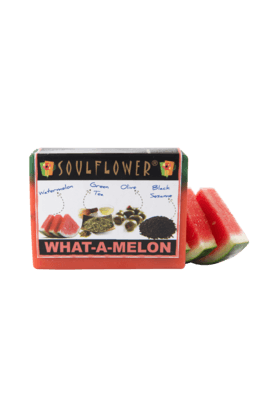 SOULFLOWER What A Melon Soap