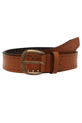 VAN HEUSEN Mens Leather Casual Belt - 200880475