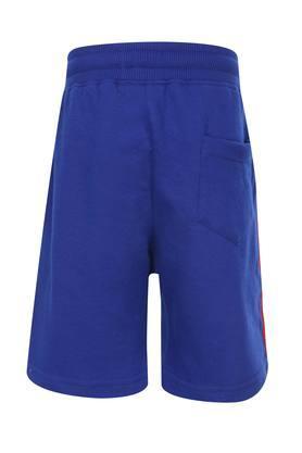 Boys 3 Pocket Printed Shorts