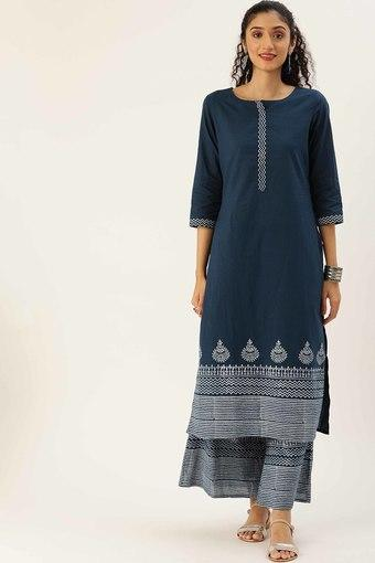 VARANGA -  Blue Indianwear Sets - Main