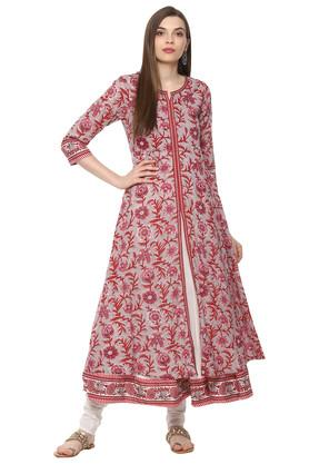 d12828f39f Ladies Kurti - Get Upto 50% Off on Kurtas for Women | Shoppers Stop