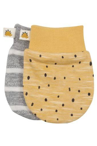 MOTHERCARE -  Grey Mitten & Booties - Main