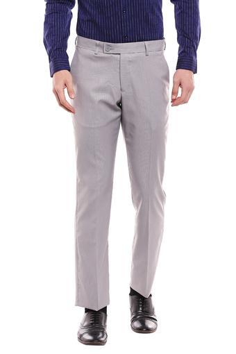 STOP -  Light GreyCargos & Trousers - Main