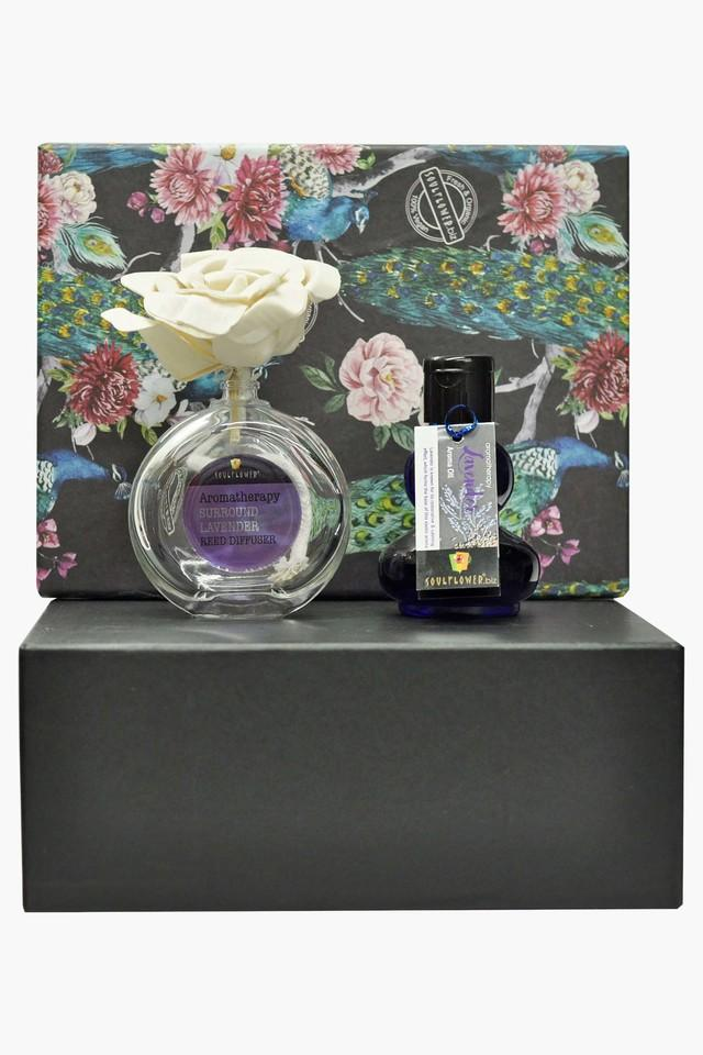 Surround Reed Diffuser with Lavender Aroma Oil
