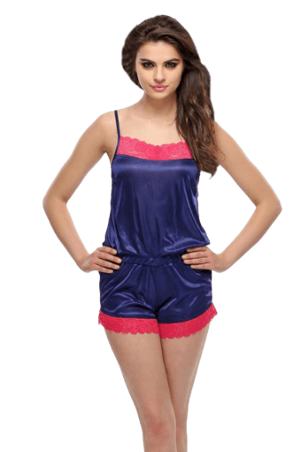 CLOVIA -  Pink Nightwear - Main