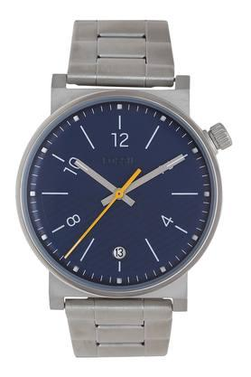 Mens Blue Dial Analogue Watch - FS5509I