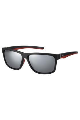 Mens Wayfarer UV Protected Sunglasses - PLD7014SOITEX
