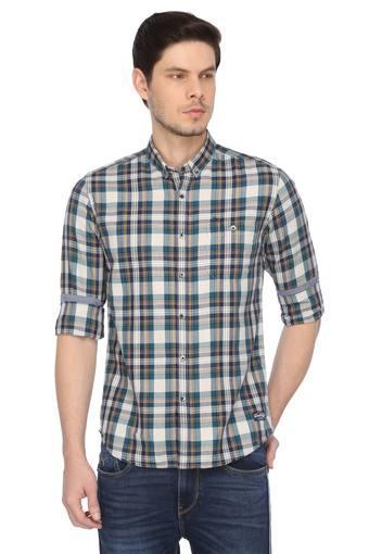 A683 -  GreenCasual Shirts - Main
