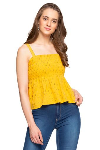 ONLY -  Yellow Tops & Tees - Main
