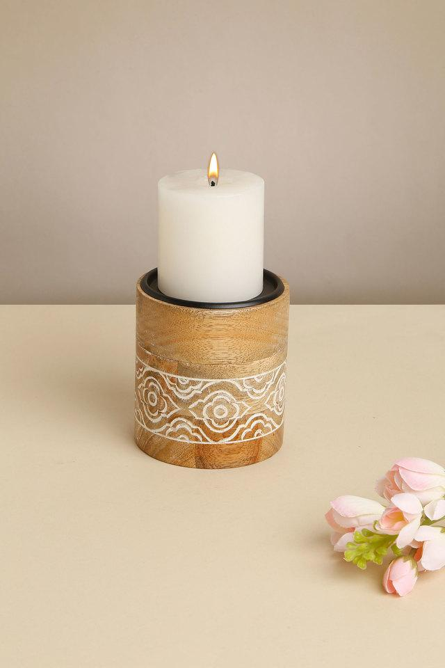BACK TO EARTH - Natural Candle Holders - Main