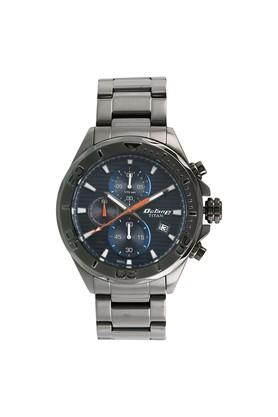 Mens Chronograph Stainless Steel Watch - 90087QM01