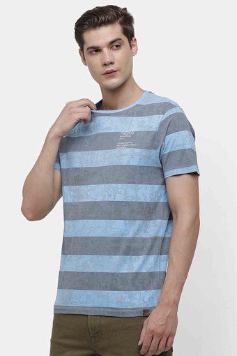 VOI JEANS -  BlueT-Shirts & Polos - Main