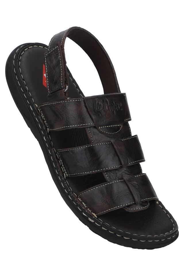 LEE COOPER - Brown Sandals & Floaters - Main