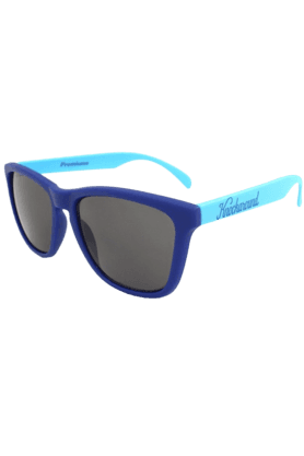KNOCKAROUND Classic Premium Unisex Sunglasses Blue And Light Blue-PRGL1068 (Use Code FB20 To Get 20% Off On Purchase Of Rs.1800)