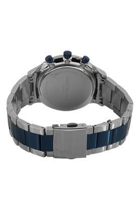 Mens Chronograph Metallic Watch - KC15185003MN