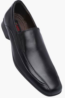 VENTURINI Mens Leather Slipon Smart Formal Shoes - 201777601