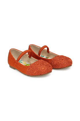 MOTHERCARE Girls Textile Ballerinas