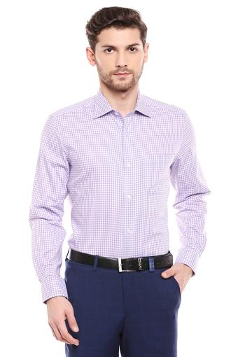 LOUIS PHILIPPE -  Purple Shirts - Main