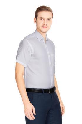 RAYMOND - WhiteFormal Shirts - 2