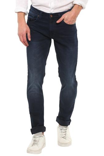 SPYKAR -  Blue MelangeJeans - Main