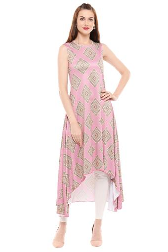 HAUTE CURRY -  Pink Kurtas - Main