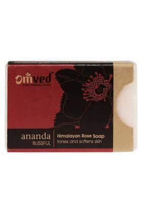 Rectangular Himalayan Rose Soap Bar